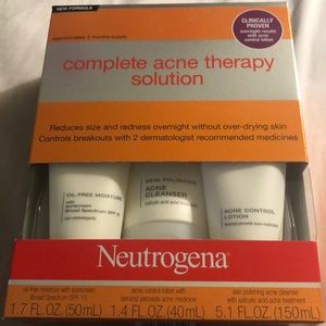 NIB Complete Acne Therapy Solution